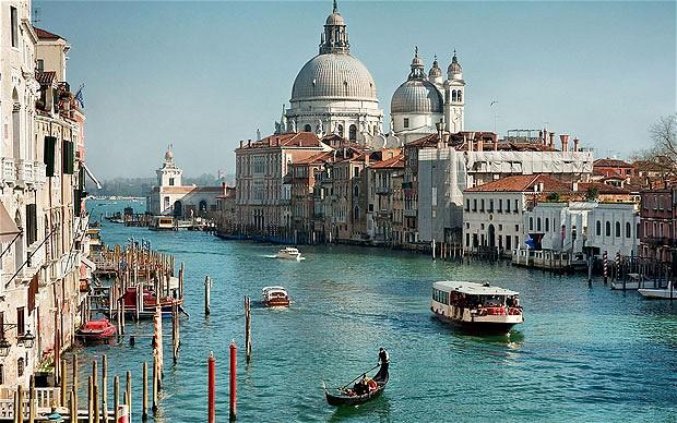 Serenissima, Venedik