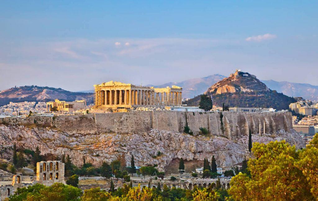 Selanik ve Atina gezisi 1