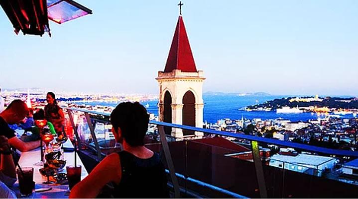 İstanbul'un Top 10 Teras Restaurant ve Barı 10