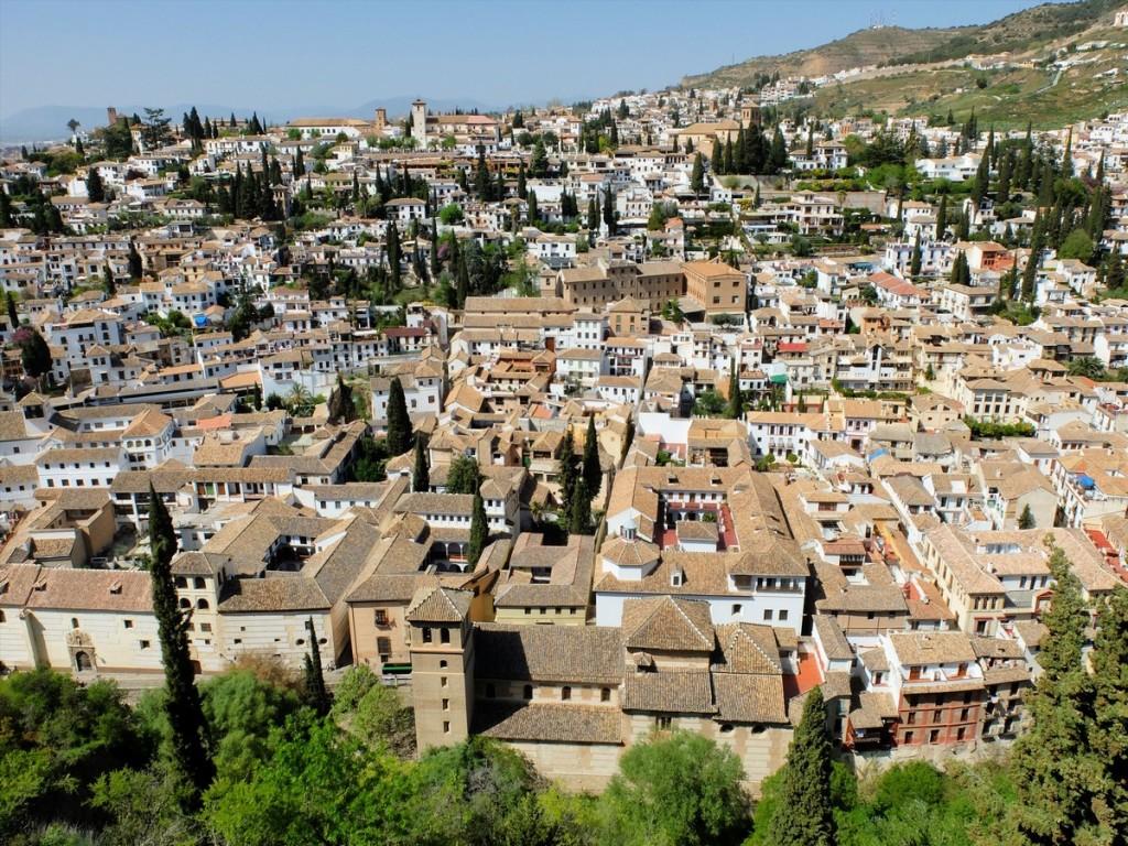 Granada'nın El Hamra'sı 3