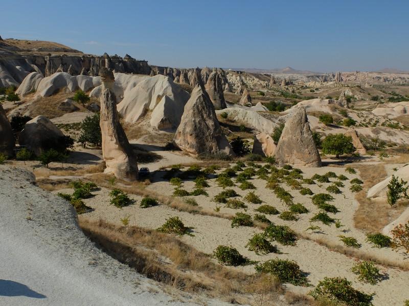 Kapadokya'da 4 gün 2