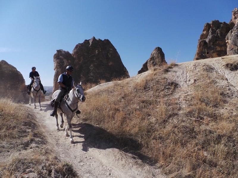 Kapadokya'da 4 gün 4