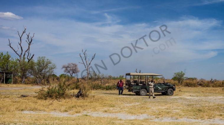 Afrika'nın ruhunu Botswana'da keşfettim 2