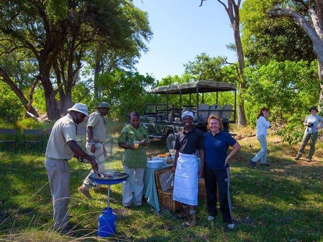 Afrika'nın ruhunu Botswana'da keşfettim 13