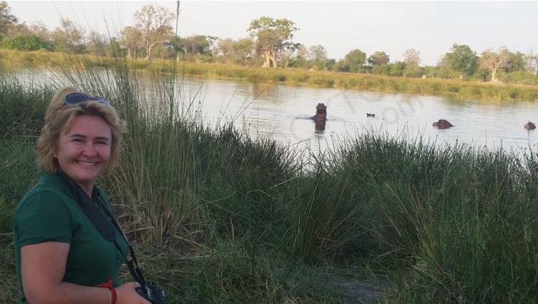 Zıtlıklar ülkesi Botswana 2