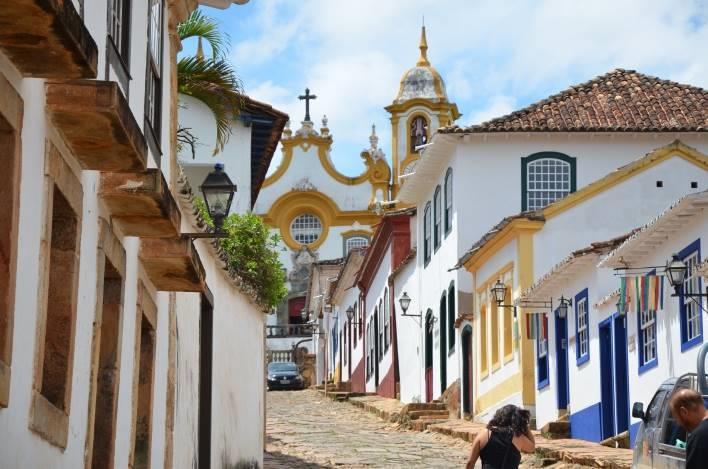 Brezilya'nın kalbine yolculuk notları: Tiradentes 1