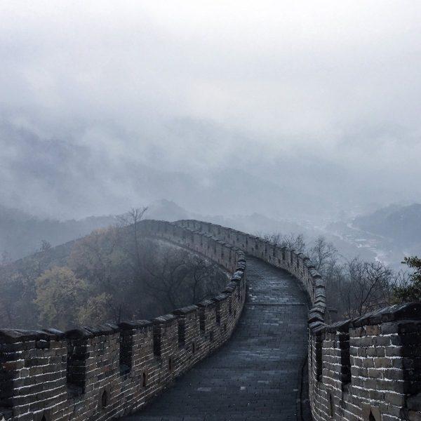 Çin Seddi. David Wu/National Geographic Travel Photographer of the Year Contest