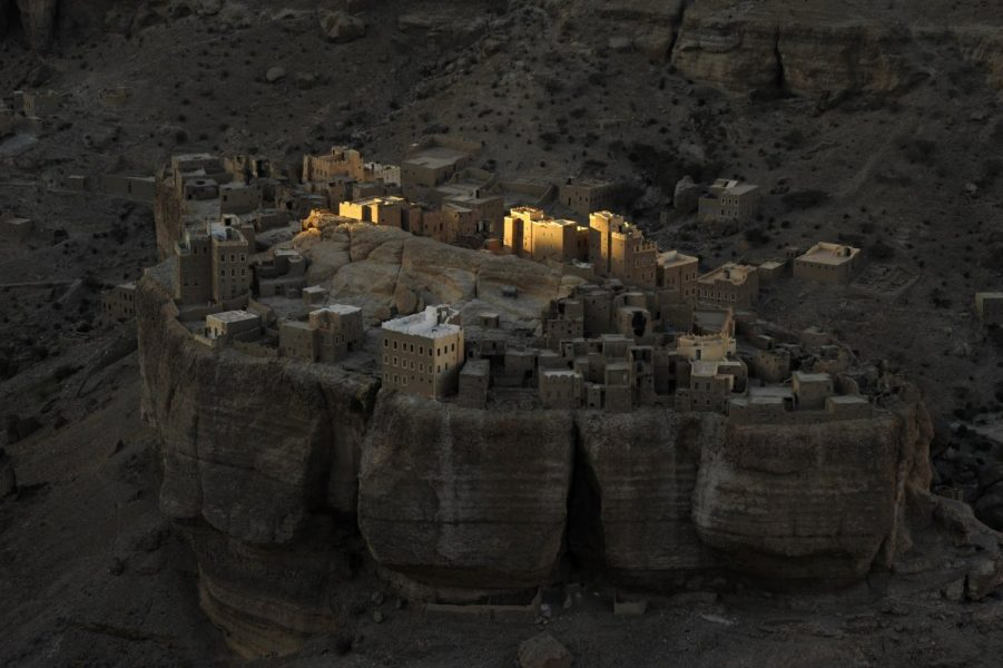 Wadi Dohan, Yemen. Paul Nevin/National Geographic Travel Photographer of the Year Contest
