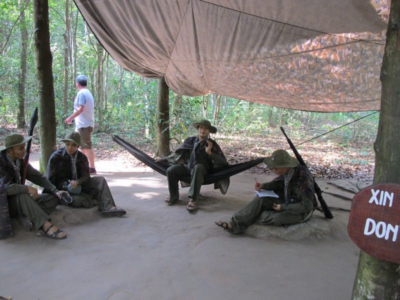 Tünelden gökdelenlere bir egzotik masal: Güney Vietnam 8