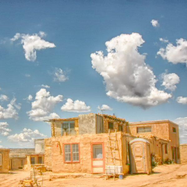 Sıradışı bir köy: Acoma Pueblo